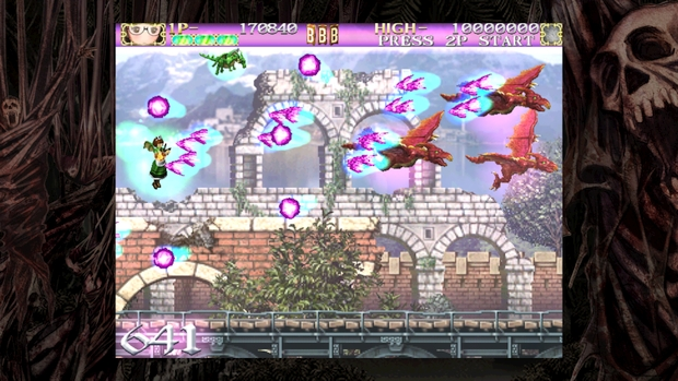 Deathsmiles Steam Screen 14