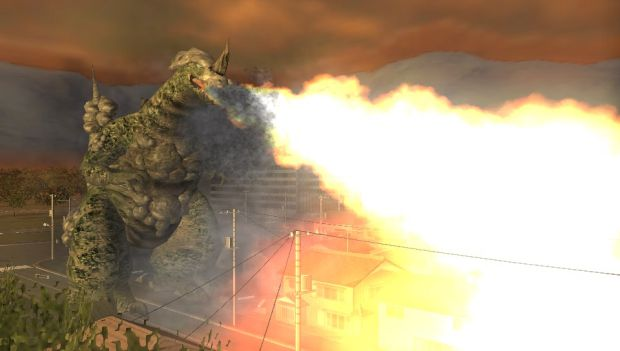 Earth Defense Force 2 PS Vita Screen 3