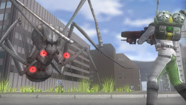 Earth Defense Force 2 PS Vita Screen 5