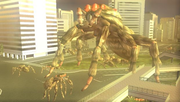 Earth Defense Force 2 PS Vita Screen 7