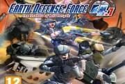 Earth Defense Force 4.1 PS4 New Despair Screen Logo