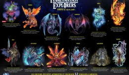 Final Fantasy Explorers Eidolon Invocation Screen Logo