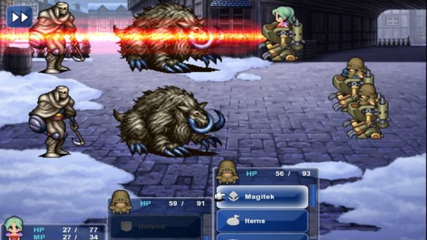 Final Fantasy VI Steam Screen 4