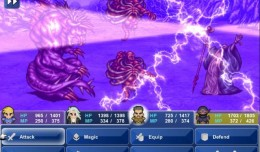 Final Fantasy VI Steam Screen logo