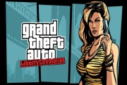 Grand Theft Auto Liberty City Stories iOS Screen Logo