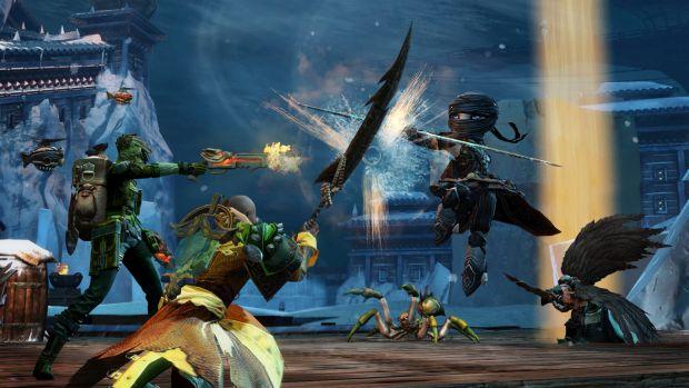Guild Wars 2 Ligue JcJ Screen 4
