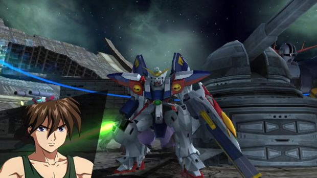 Gundam Extreme VS Force Screen 5