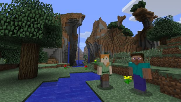 Minecraft Wii U Edition Screen 5