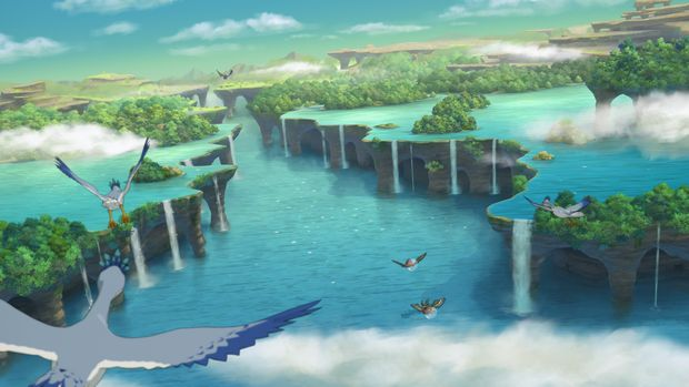 Ni no Kuni II Revenant Kingdom Screen 1