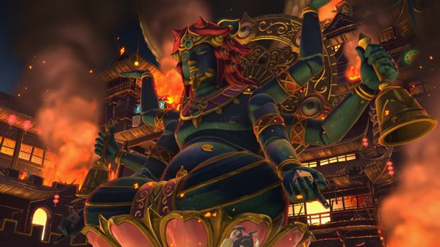 Ni no Kuni II Revenant Kingdom Screen 2