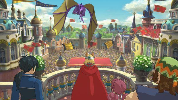 Ni no Kuni II Revenant Kingdom Screen 5