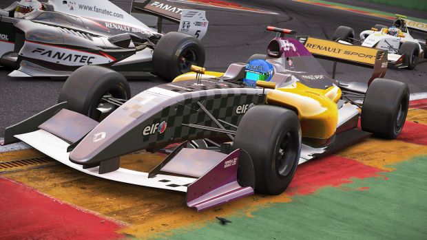 Project Cars Renault Sport Cars Update 2