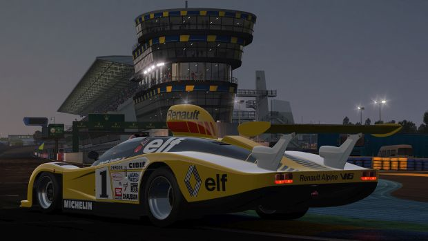 Project Cars Renault Sport Cars Update 3