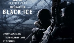 Rainbow Six Siege Black Ice