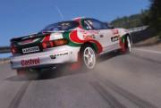Sebastien Loeb Rally Evo Toyota Celica Screen logo