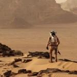 Le fantastique décor de Mars constitue un personnage à lui seul!