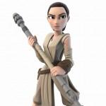 Star Wars The Force Awakens Rey Disney Infinity 3.0
