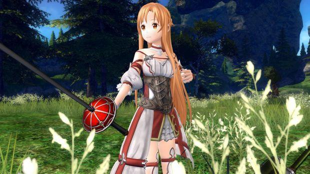 Sword Art Online Hollow Realization Screen 7