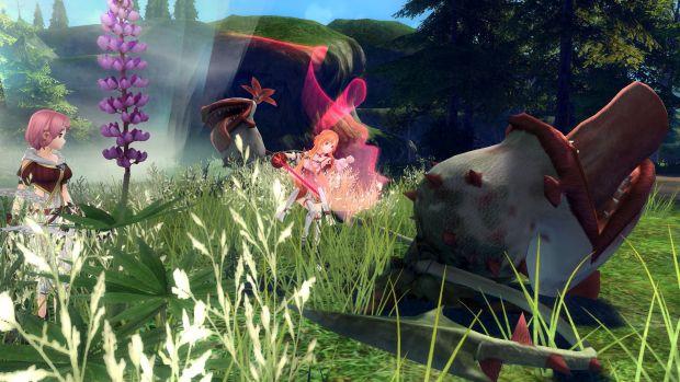 Sword Art Online Hollow Realization Screen 8