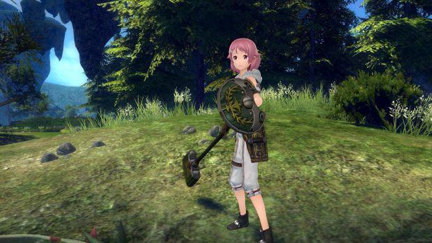 Sword Art Online Hollow Realization Screen 9