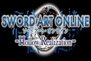 Sword Art Online Hollow Realization Screen Logo