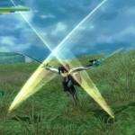Les combats proposent pas mal de possibilités d'attaque... mais on a tendance à s'emmêler les pinceaux