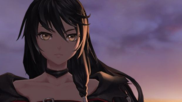 Tales of berseria Velvet screen 1