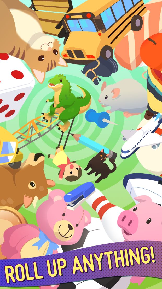 Tap my katamari screen 2