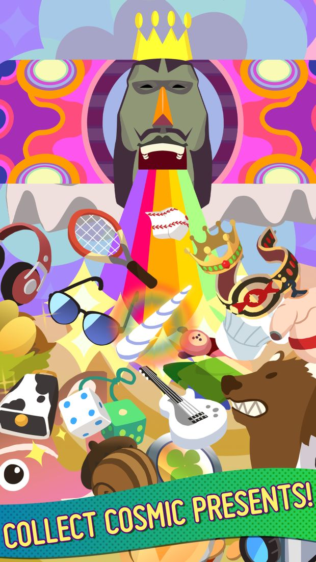 Tap my katamari screen 3