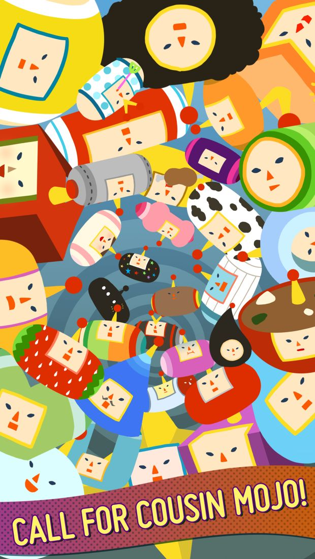 Tap my katamari screen 4