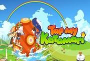 Tap my katamari screen logo