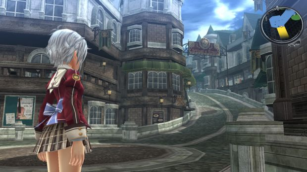 The Legend of Heroes Trails of cold steel new screen 14