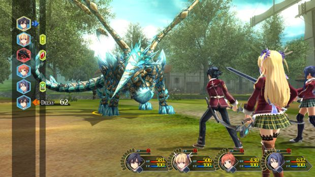 The Legend of Heroes Trails of cold steel new screen 17