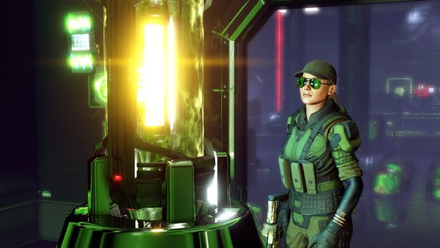 Xcom 2 gameplay screen 01