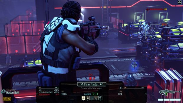 Xcom 2 gameplay screen 10