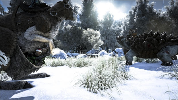 ark survival evolved procoptodon screen 1