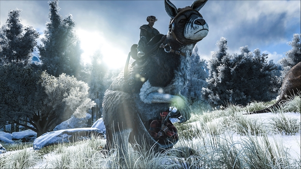 ark survival evolved procoptodon screen 2