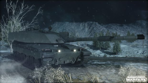 armored warfare challenger 2 Screen 1