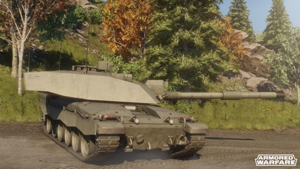 armored warfare challenger 2 Screen 2