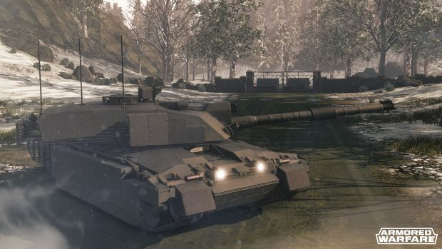 armored warfare challenger 2 Screen 3