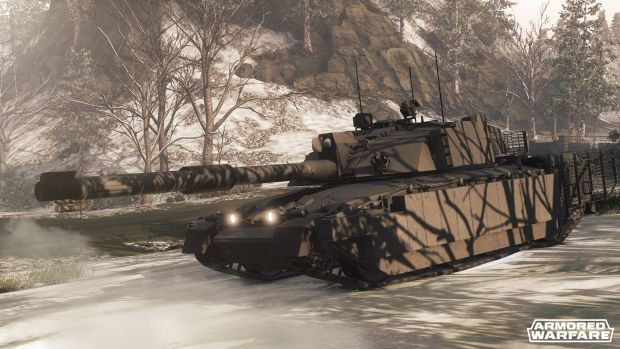 armored warfare challenger 2 Screen 4