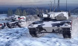 armored warfare winter bonus skins