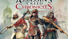 assassin's creed chronicles china india russia logo