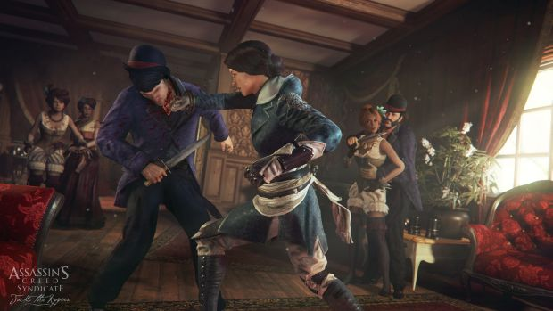 assassin's creed syndicate jack l'éventreur launch screen 4