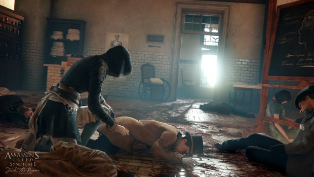 assassin's creed syndicate jack l'éventreur launch screen 6