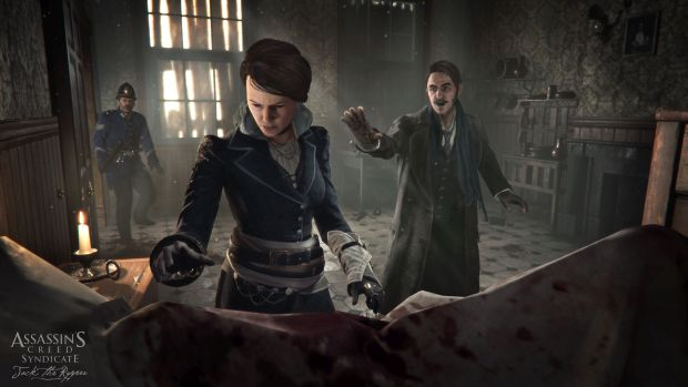assassin's creed syndicate jack l'éventreur launch screen 7