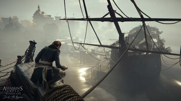 assassin's creed syndicate jack l'éventreur launch screen 8
