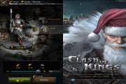 clash of kings noel logo