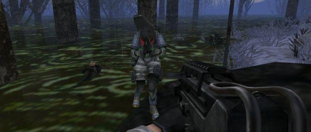 combat arms hunted mode screen 1