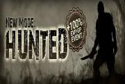 combat arms hunted mode screen logo